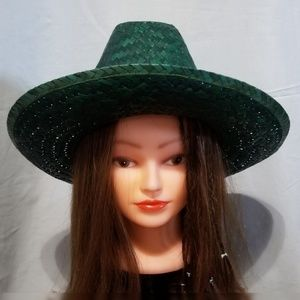 Cute Straw Cowgirl Style Hat